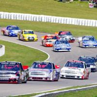 Canadian Tire Motorsport Park - NASCAR Camping World Trucks turn 1